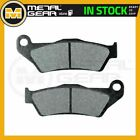Organic Brake Pads Rear for BMW R 1100 S Boxer Cup Replica 2004 2005