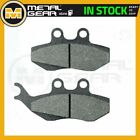 Organic Brake Pads Front L for RIEJU RS1 50 Castrol Series 2004