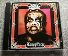 King Diamond ‎– Conspiracy CD - MINT - Free Fast U.S. Shipping