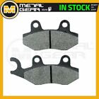 Organic Brake Pads Front R or Rear for PEUGEOT Geopolis 125 Premium 2012