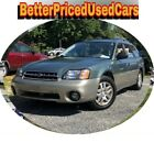 2002 Subaru Legacy Outback 2002 for $3100 dollars
