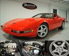 1993 Chevrolet Corvette ZR 1 1993 Chevrolet Corvette ZR 1 25524 Miles Bright Red Coupe V8 6 speed manual