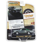 GREENLIGHT 39030 D VINTAGE AD CARS 1970 CHEVROLET MONTE CARLO 1 64 DIECAST Chase