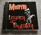 Misfits - Legacy Of Brutality CD - Fast FREE Shipping - MINT