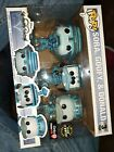 kingdom hearts funko disney pop set 261 to 266 plus chase sora tron 3 pack chase