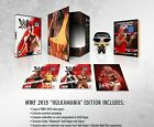 WWE 2K15: Hulkamania PlayStation 4 PS4, Limited Autographed Exclusive Funko Pop
