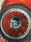 SUZUKI JR 50 FRONT WHEEL And Tire