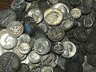 SILVER SALE LOT PRE 1965 BAG MIXED 90 US OLD COINS SURVIVAL MONEY COINS