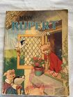 THE NEW RUPERT BEAR BOOK ANNUAL DAILY EXPRESS PUBLICATION VINTAGE BOOK