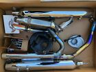 2016 Harley Davison Limited Low Touring Bike Original Exhaust Pipes and Mufflers