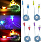 100cm LED USB Data Charger Cable Charging Cord for Android Cell Adapter Phone