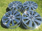 4 17 HYUNDAI SONATA AZERA OEM CHROME WHEELS 70767