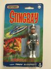 1992 Matchbox Gerry Anderson Stingray Captain Troy Tempest Action Figure