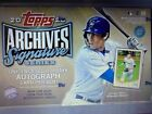 2020 Topps Archives hobby box