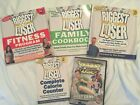 The Biggest Loser bundle Weight Loss  Recipe Books Calorie Counter Book  wo