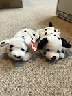 Sparky and Dotty Beanie Baby 1996 Great Condition