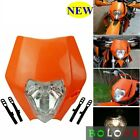 Motorcycle Dirt Bike Enduro Headlight Fairing For KTM SX EXC XCF Streetfighter