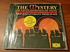 The Mystery of Santo Domingo De Silos by The Monks of Silos (CD) Sealed New