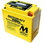 Motobatt Battery For Bimota YB11 1100cc 96-99