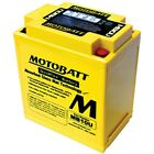 Motobatt Battery For Gilera RV NGR E-Starter 250cc