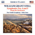 Fort Smith Symphony : Symphonies Nos. 4 and 5/Poem for Orchestra CD (2009)