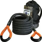 Bubba Rope 1 1 4 Big Bubba 30 Foot Power Stretch Recovery Rope 52300 Pound
