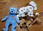 Ty 9/11 Beanie Babies - Rescue and Courage