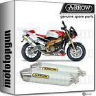 HOM SILENCER ARROW RACE-TECH ALUMINIUM APRILIA TUONO 1000 R FACTORY 06/10