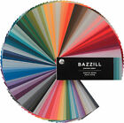 Bazzill 2018 Cardstock Swatchbook Mono  Bling