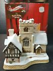 VTG DAVID WINTER COTTAGES JOHN HINE A CHRISTMAS CAROL FIGURINE PRE-OWNED IOB
