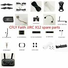 CFLY faith JJRC X12 RC drone Quadcopter spare parts body shell blade Landing