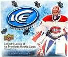 2017 18 UPPER DECK ICE HOCKEY HOBBY BOX FREE PRIORITY SHIPPING!!