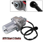 3 Bolt Upper Electric Starter Motor for 50Cc 70Cc 90Cc 110Cc 125Cc Dirt Pit Bike