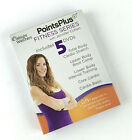 Weight Watchers Points Plus Fitness Series Workout Total Body Cardio 5 DVD Set