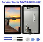 For Acer Iconia Tab W4 820 W4 821 LCD Display Touch Screen Glass Assembly Tools