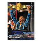 Topps This Month in WWE History Wrestling Cards 20