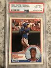 PSA 8 NEAR MINT 1983 TOPPS TRADED DARRYL STRAWBERRY #108T
