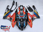 PRO For BMW S1000RR 2015 2016 Injection plastic fairing set kit SHARK red