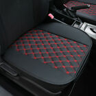 Universal Breathable Car Front Seat Cover Cushion Mat Pu Leather Half Surround