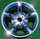 Chrome Factory Chevrolet SSR Wheel 20 Rear OEM Perfect New Genuine GM Chevy 5168