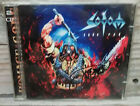 SODOM CODE RED LIMITED SIGNED AUTOGRAPHED RARE 1999 GERMAN 2CD OOP METAL