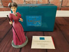 Disney WDCC Cinderella Lady Tremaine Spiteful Stepmother, COA - NIB