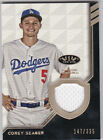 Corey Seager Rookie Cards Checklist and Top Prospect Cards - Rookie of the Year 45