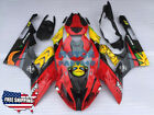 PRO For BMW S1000RR 2015 2016 Injection plastic fairing set kit SHARK red yellow