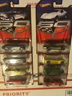Hot Wheels Corvette  60TH Anniversary Complete Set of 8 NEW IN PACKAGE