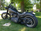 2006 Harley-Davidson Softail  2006 Harley-Davidson Softail Custom Night Train
