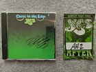 AUTOGRAPHED Yes Close to the Edge Remastered CD Rick Wakeman Alan White Signed
