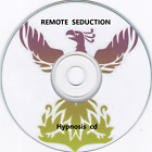 REMOTE SEDUCTION - Seduce Anyone Now With Your Thoughts Motivation HYPNOSIS CD