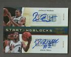 John Wall Cards, Rookie Cards and Autographed Memorabilia Guide 27
