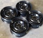 PONTIAC GRAND AM FACTORY OEM STEEL WHEELS RIMS 15x6 1999 2005